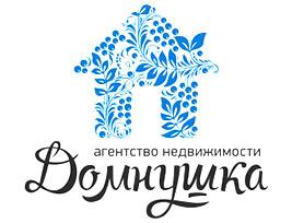 Логотип Агенство недвижимости Домнушка
