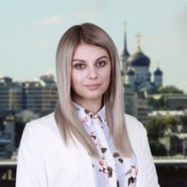 Чеботок Анастасия Андреевна